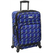 Leisure Luggage 21'' Lafayette Paint Brush Spinner Luggage Luggage 21 Inches Blue