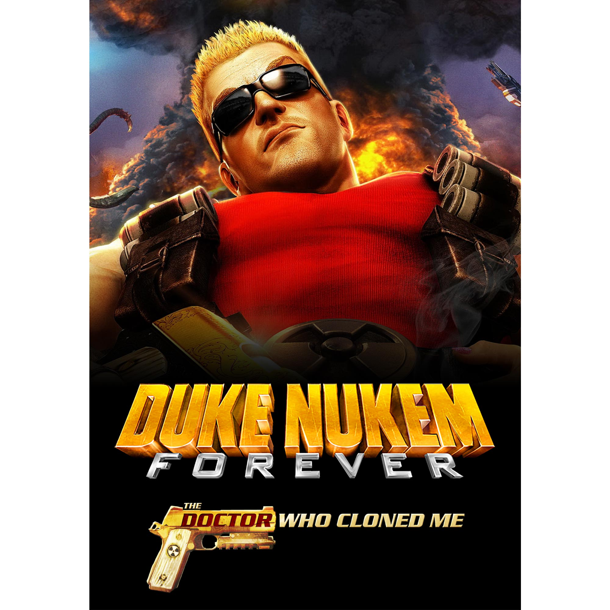 Duke Nukem Forever: The Doctor Who Cloned Me DLC (PC)(Digital Download)