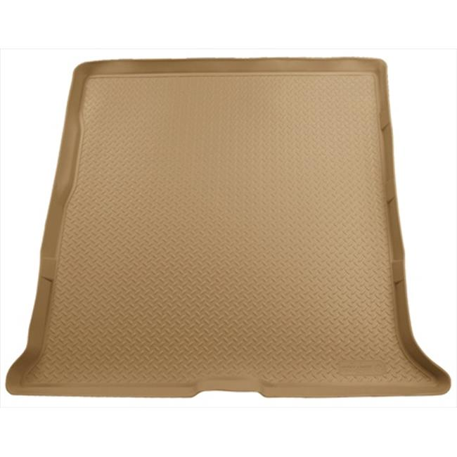 Classic Style Series Thermoplastic Elastomer Tan Cargo Liner Behind 2Nd Seat