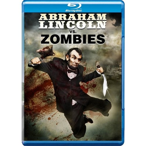 Abraham Lincoln Vs. Zombies (Blu-ray) (Widescreen) by GAIAM INC