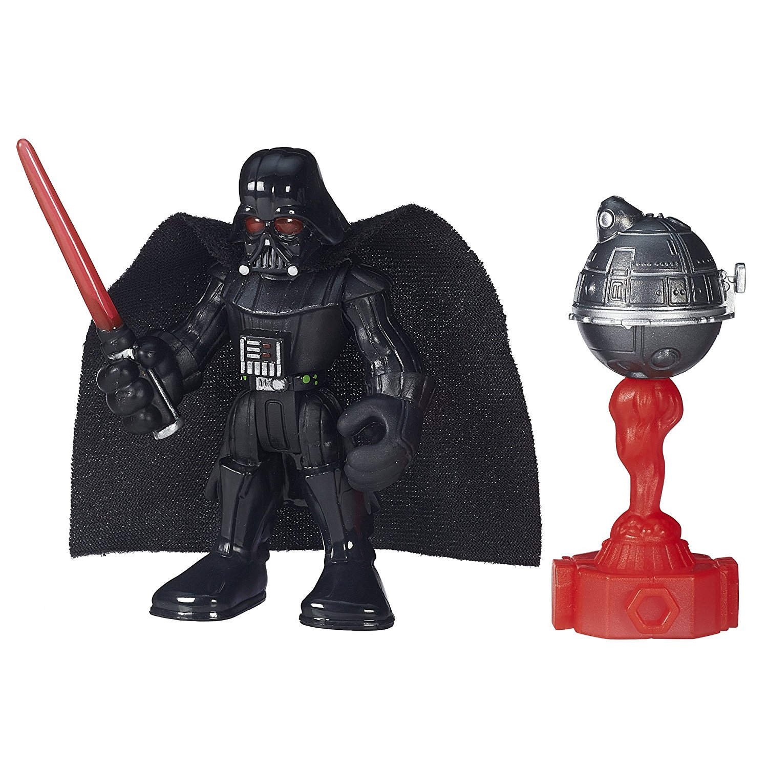 Heroes Galactic Heroes Star Wars Darth Vader, Sized right for smaller hands By Playskool by