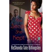 The Secret She Kept - eBook