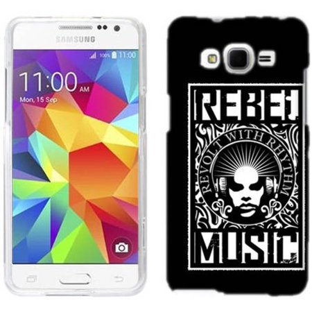 Mundaze Rebel Music Case Cover For Samsung Galaxy Grand Prime G530