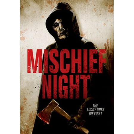 Halloween Horror Nights 4 Opening (Mischief Night (DVD))