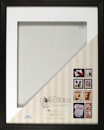 "- Shadowbox Frame Black (10x10"") by"