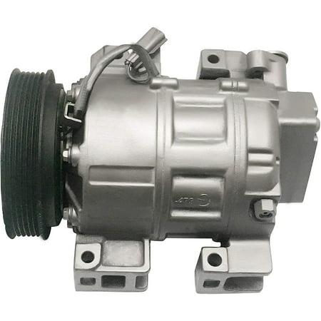 Fits 2012 Nissan Sentra SE-R Spec V 2.5L A/C Compressor and Clutch (FG664) ()