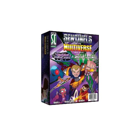 Sentinel of the Multiverse: Shattered Timelines & Wrath of the Cosmos Board Game