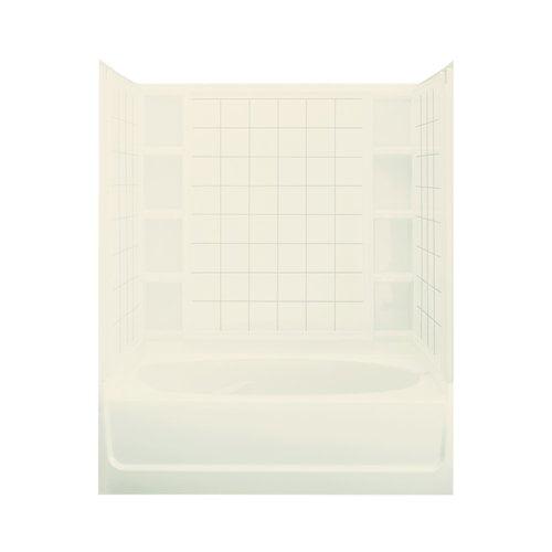 Sterling by Kohler Ensemble Series 7110 AFD Bath/Shower Kit with Left Hand Drain