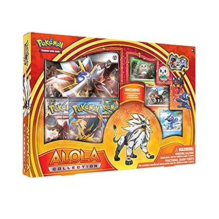 TCG Alola Collection Card Game Assorted Colors - image 1 of 1