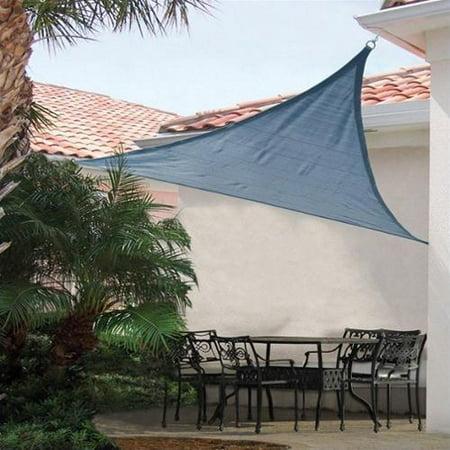 1sale Shelterlogic Shadelogic 16 Heavy Weight Triangle Sun Shade