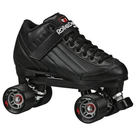 Halloween Roller Derby Girl (Roller Derby Elite Quad Roller Skates - Stomp Factor)