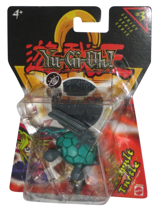 Yu-Gi-Oh! Catapult Turtle Series 3 Anime Mattel Toy Action Figure by Mattel