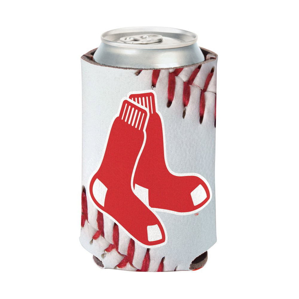 Boston Red Sox WinCraft Ball Can Cooler - No Size