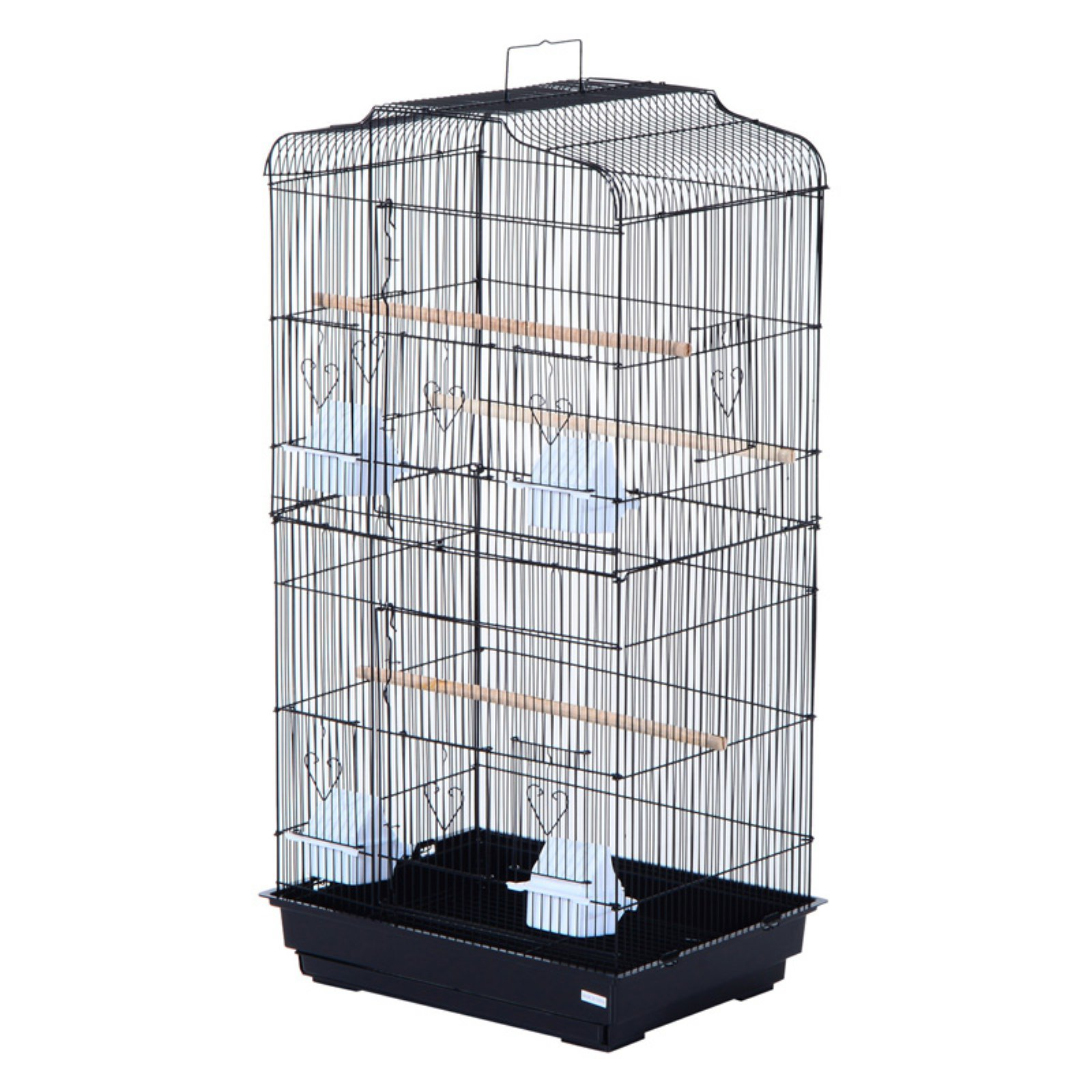 Pawhut 37 in. Bird Cage