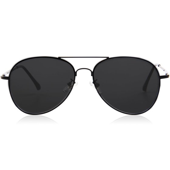 af3228a92f MJEWELRYGIFT - SojoS Classic Aviator Mirrored Flat Lens Sunglasses ...