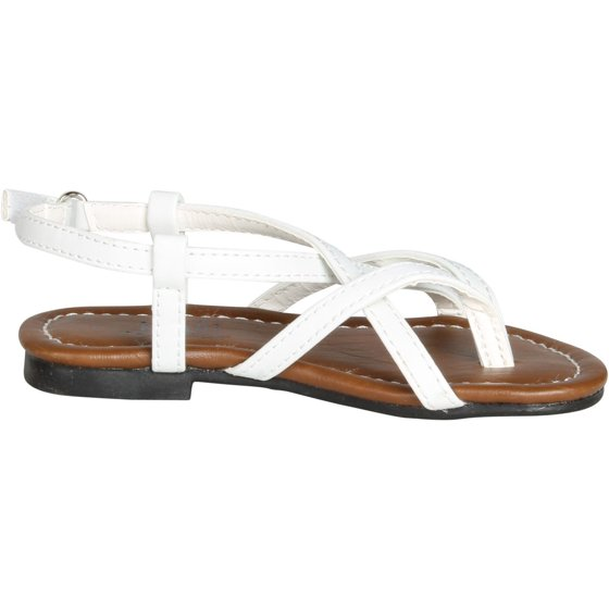 9fda1ad6263cae Kali Footwear - Kali Footwear Girls Novella Jr Strappy Flat Sandals ...