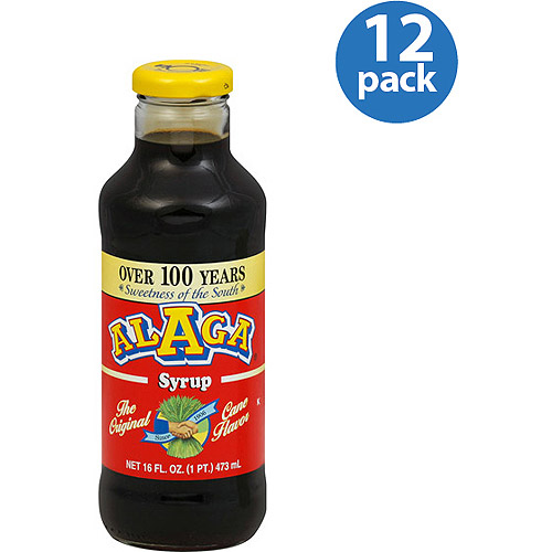 Alaga The Original Can Flavor Syrup, 16 oz (Pack of 12)