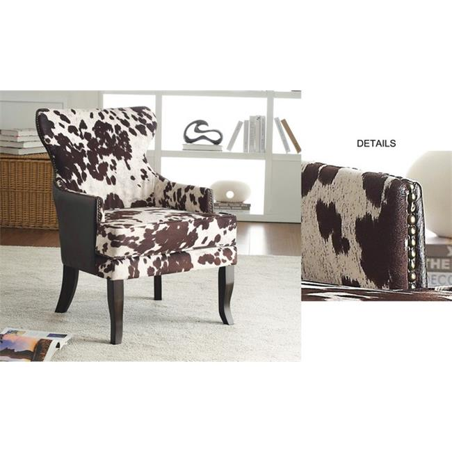 nspire 403-795BN Angus Ii-Accent Chair, Brown