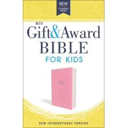 Niv, Gift and Award Bible for Kids, Flexcover, Pink, Comfort Print (Paperback)