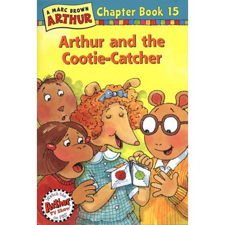 Arthur and the Cootie-catcher by