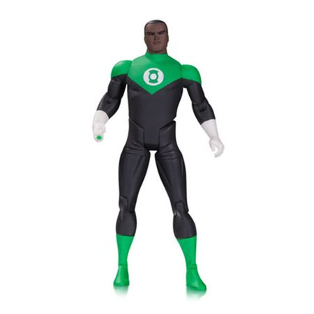 DC Comics Designer Series Green Lantern John Stewart Darwyn Cooke Action (Dc Comics Series)