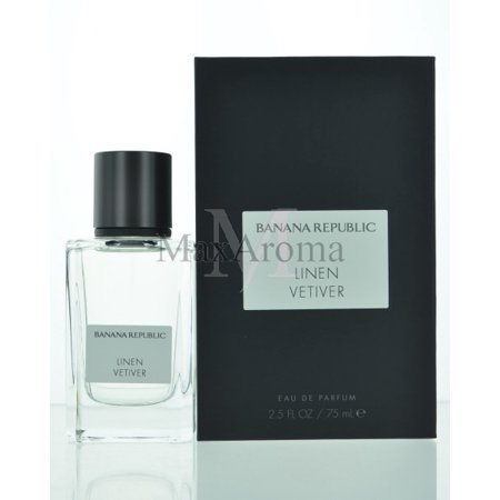 Vetiver Cinnamon Perfume - Banana Republic Linen Vetiver Perfume
