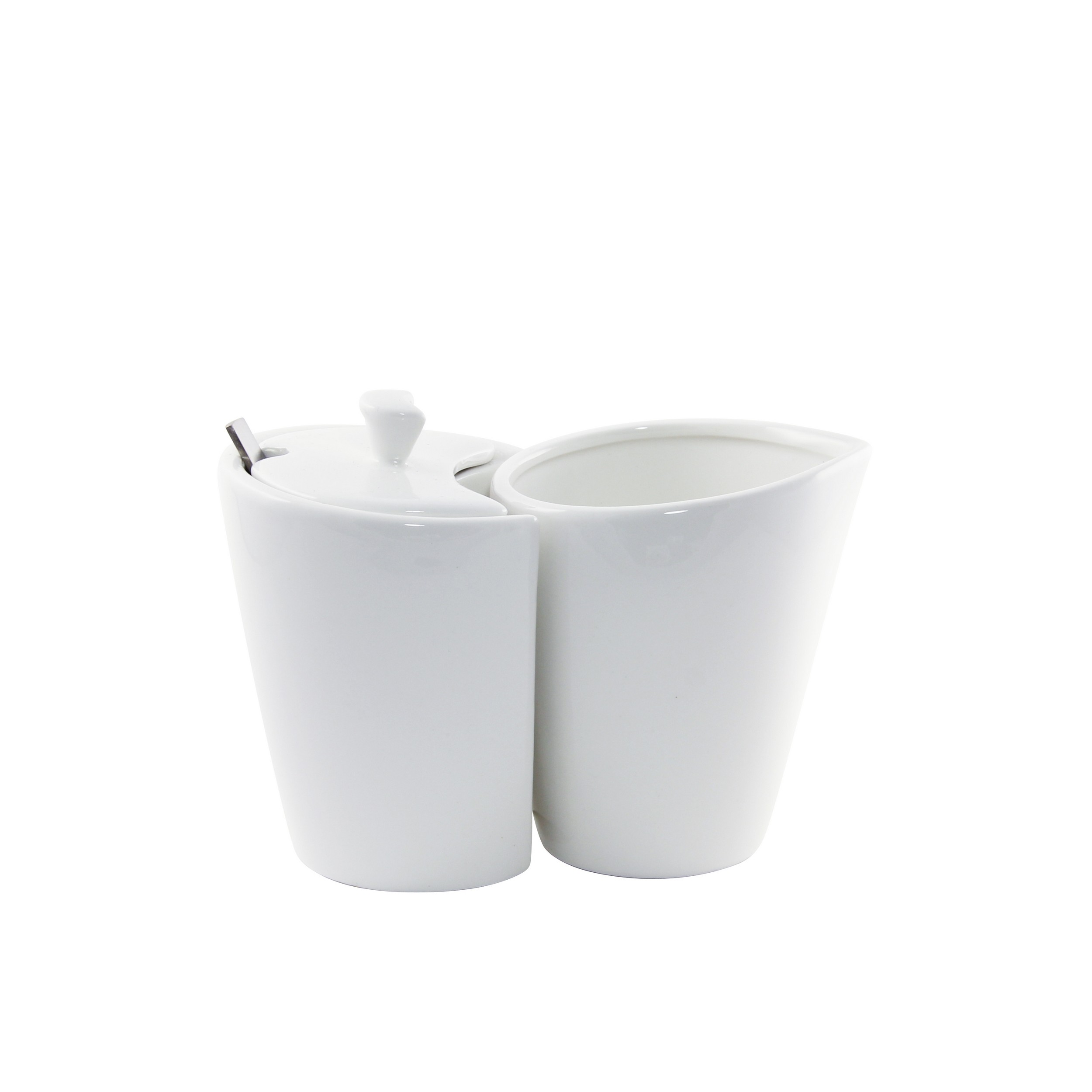 3 1 4L x 2 1 4W x 3 3 4H Whittier Sugar Bowl with Lid Case Of 48 by