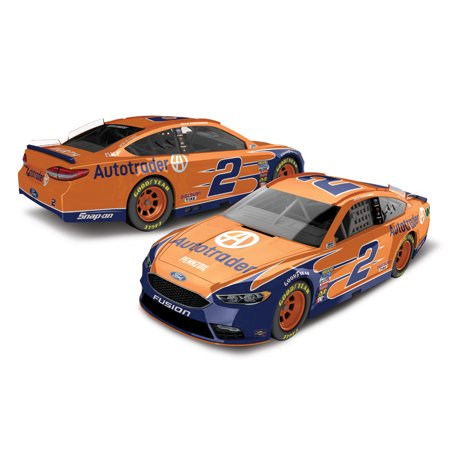 Brad Keselowski Action Racing 2018 #2 Autotrader 1:64 Regular Paint Die-Cast Ford Fusion - No Size