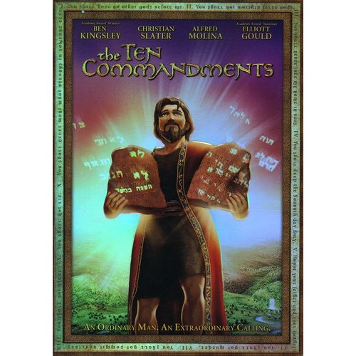 The Ten Commandments (Widescreen)