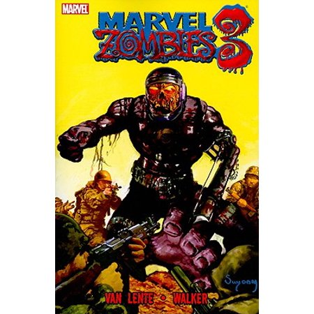 Marvel Zombies 3 - Marvel Zombies Halloween Review
