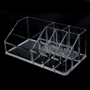 Zimtown Acrylic Clear Cosmetic Make Up Case Lipstick Liner Brush Holder Organizer Drawer