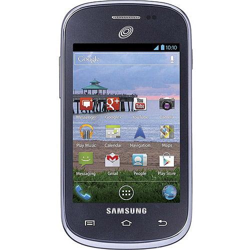 Straight Talk Samsung Galaxy Centura S738C Prepaid Smartphone