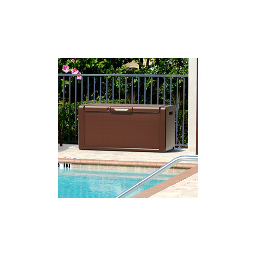 Acquaviva Titan 70 Gallon Plastic Deck Box