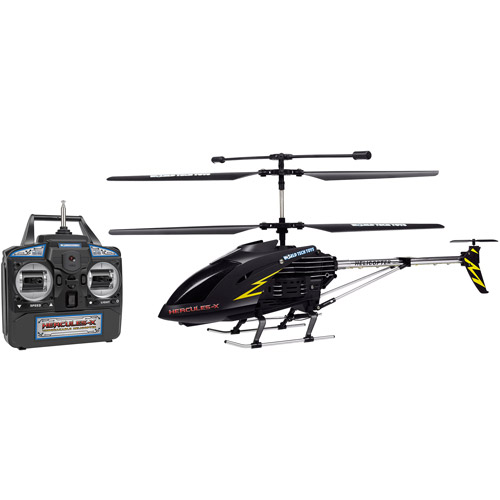 World Tech Toys 3.5CH Gyro Hercules-X Remote Control Helicopter by World Tech Toys