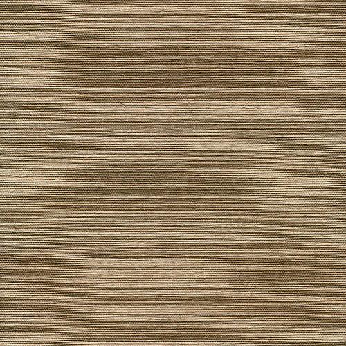 Ansai Sisal Grasscloth Wallcovering, Warm Mauve