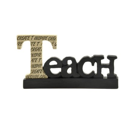 Blossom Bucket Create / Inspire ''Teach'' Letter Block (Set of