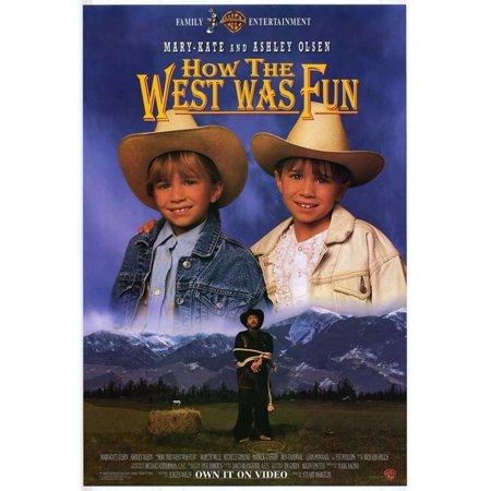 How the West Was Fun POSTER Movie (27x40)