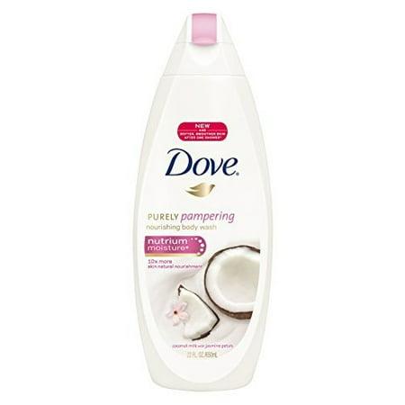 Dove Purely Pampering Coconut Milk with Jasmine Petals Body Wash 22 oz