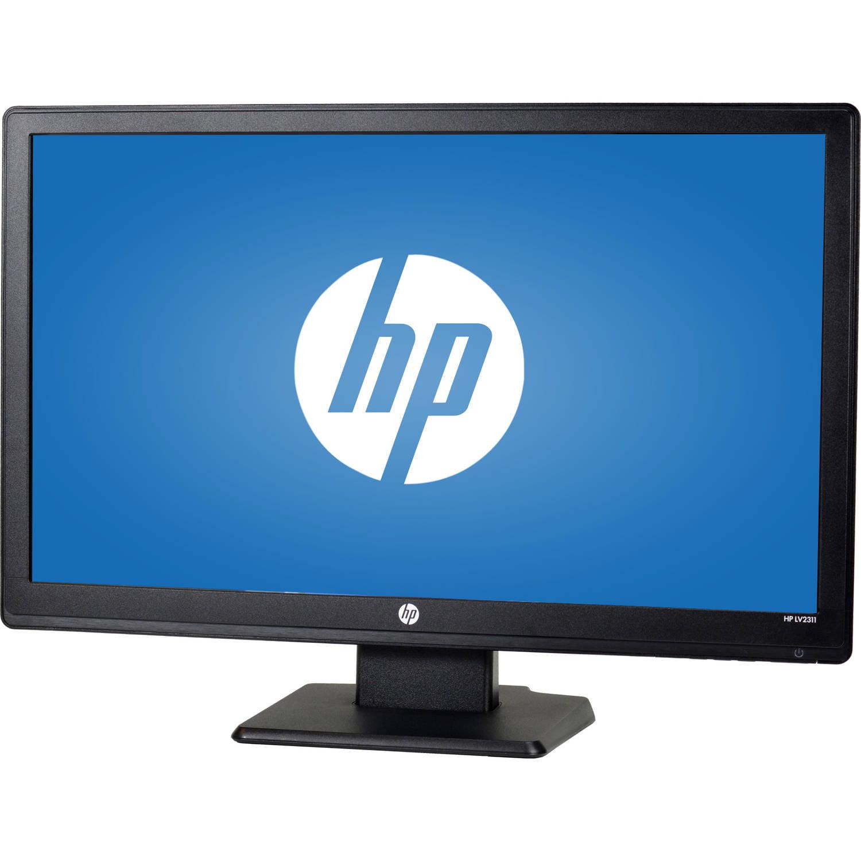 "Refurbished HP 23"" LCD Widescreen Monitor (LV2311 Black)"
