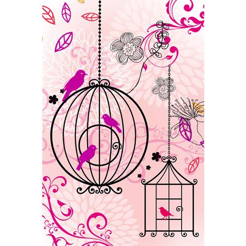 Pink Splendor Poster