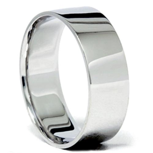 Mens 950 Platinum Comfort Fit Wedding Ring Band New