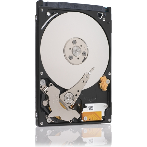 "Seagate Momentus Thin ST500LT012 500 GB 2.5"" Internal Hard Drive - SATA - 5400 rpm - 16 MB Buffer"
