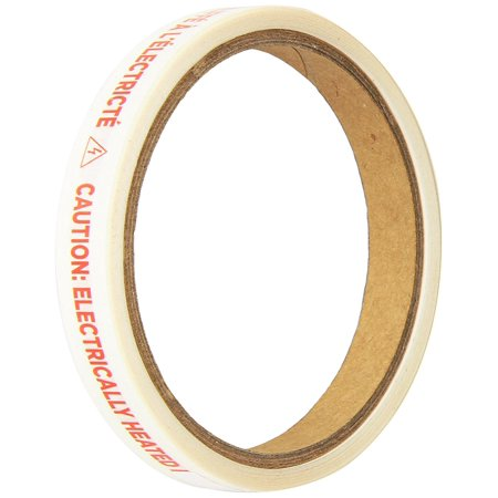 HCA 30-Foot by 1/2-Inch Cold Weather Valve and Pipe Heating Cable Application Tape, Manufactured in china By Easy Heat Ship from US