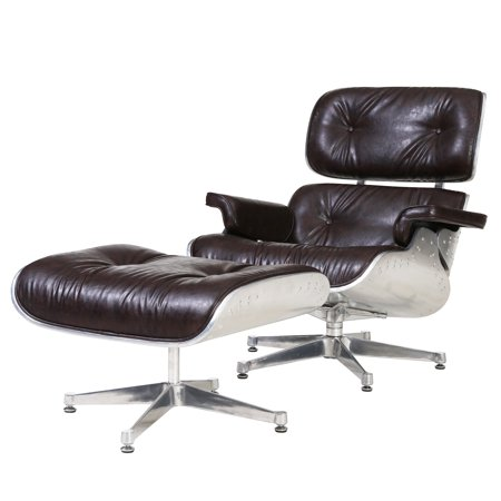 Grayson Tufted Lounge Chair and Ottoman, Multiple