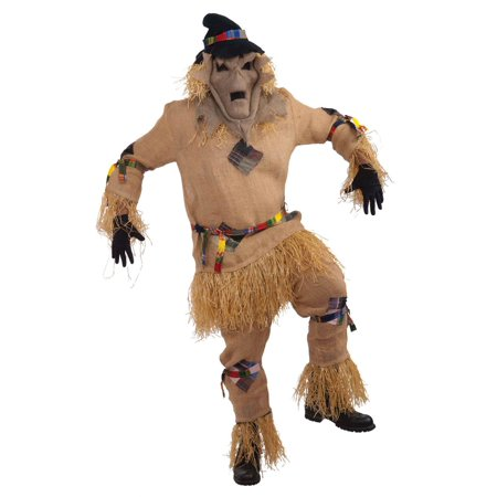 scary scarecrow monster adult costume
