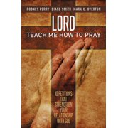 Lord Teach Me How to Pray - eBook