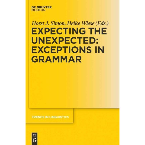 Expecting the Unexpected: Exceptions in Grammar