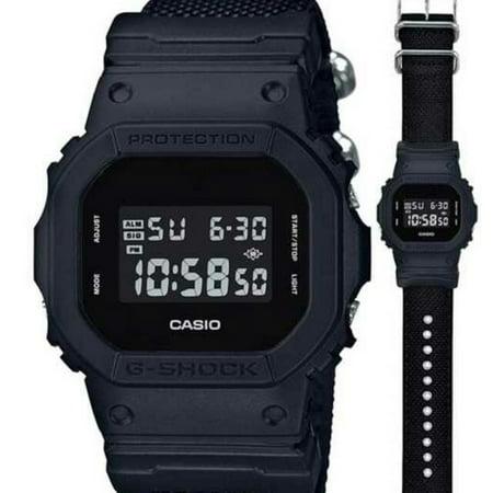 CASIO G-SHOCK Military Black DW-5600BBN-1 ()