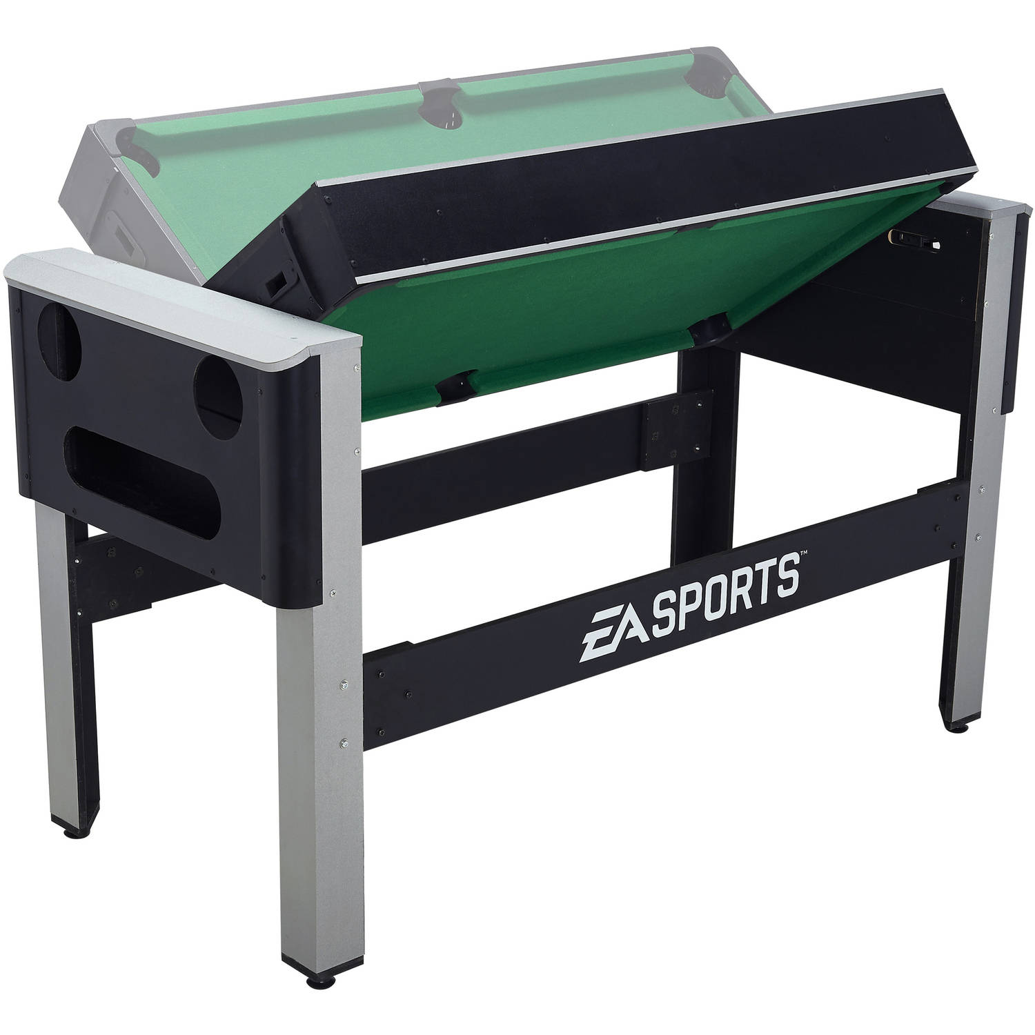 EA SPORTS 54 Inch 4 in 1 Swivel bo Table 4 Games with table