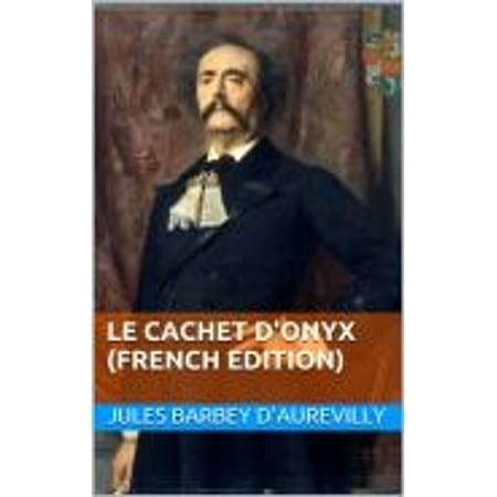 Le Cachet d'onyx - eBook (Ships Cachet)